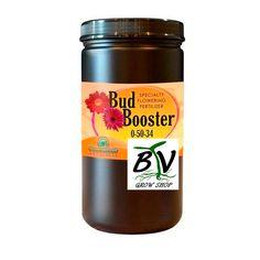 Bud Booster 2.5 kg es un estimulador de floración de fácil uso.