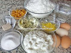 Placinte cu branza Poale-n brau Ingrediente Pudding, Desserts, Food, Romanian Recipes, Dessert, Sweet Treats, Meal, Custard Pudding, Deserts
