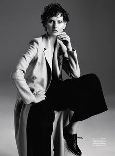 Marie Claire UK November 2014 Coats Photo: David Roemer Model: Kamila Filipcikova Styling: Jayne Pickering Hair: Olivier Lebrun Makeup: Gina Kane Gorgeous coats by Ralph … Read More