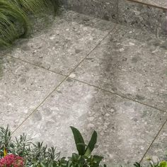 Celebrate the outdoors by revamping your patio. Our specialist outdoor range Spaces combines modern technology with innovative design to create a look that will last. The outdoor tiles of Spaces include 30mm of Serafoam that acts as a base, so there's no need for a concrete screed. You can then combine the look with our matching 10mm indoor tile to create a seamless flow to your interior. Outside Flooring, Outdoor Range, Topps Tiles, Seamless Transition, Outdoor Tiles, Extreme Weather, Home Reno, Innovation Design, Concrete