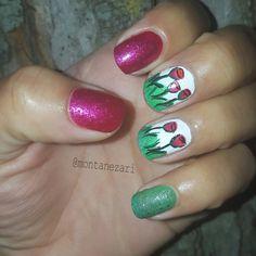 I love nails! All you need is nail polish to have beautiful nails. #beautybyari