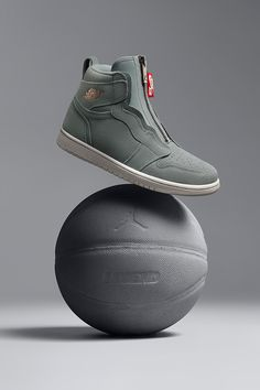 wholesale dealer e3649 1099f Air Jordan I Fit for summer. Shop the Women s  AirJordan I High Zip