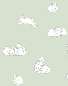 Sample Hops Wallpaper in Forest design by Cavern Home