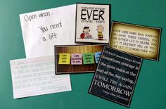 RunwithJackabee: Open When.... Letters