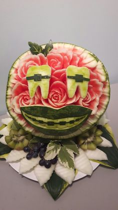 Edible Gifts, Watermelon, Fruit, Food, Essen, Meals, Yemek, Eten