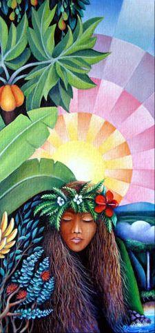 Hawaii Dream ~ (by Jessica Taruni)