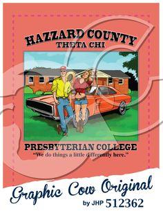 Hazzard County Dukes of Hazzard Dasiy Duke country #grafcow