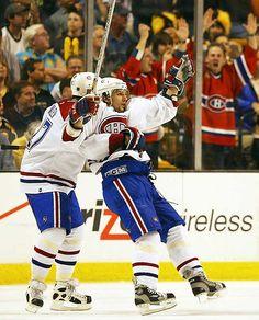 Richard Zednik, Montreal Canadiens