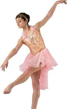 Costume Gallery | From Eden Ballet Lyrical Costume