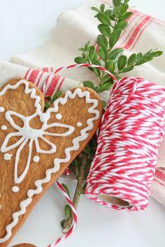 VIBEKE DESIGN: pretty gingerbread