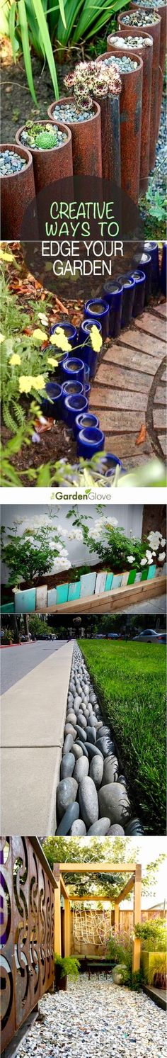 One of the most overlooked elements of garden design for the average DIY gardener is garden edging. It can be laborious to install, expensive, and lets face it…just plain boring. Landscape edging can create a solid hard-scaping base for your garden design to improve curb appeal, and add structure to your garden and yard during […]