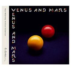 Venus and Mars Coffret Deluxe 2CD + DVD tirage Limité Paul Mc Cartney vu dans la presse à retrouver sur Selectionnist.com