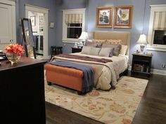 House Tour:  Adam and Kristina's House From NBC's Parenthood