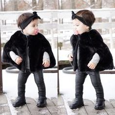 9f1ecd8eee30 Black Faux Leather Leggings - Bailey's Blossoms Toddler Fashion, Baby & Toddler  Clothing, Toddler