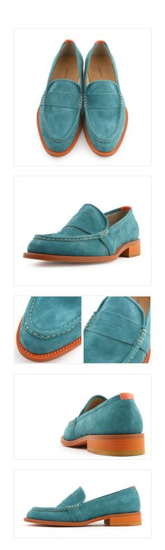 Mens Custom-made Elies Penny Loafer at Fabrixquare