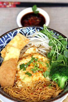 Easy Dry Egg Noodles 2