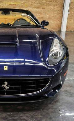 Pristine Ferrari California Convertible turning heads this #SupercarSunday #spon