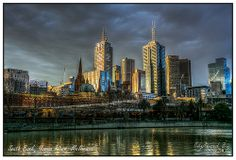 South Bank @ Melbourne City