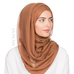 INAYAH | Our premium pure silk hijabs are available in a variety of lush colours. They are light and breathable, with a lovely sheen. A pretty option for pairing with formal and occasional outfits. www.inayahcollection.com
