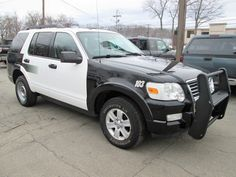 2010 Ford Explorer 4x4 XLT Small Town Police Owned V8 Low Miles 10 Ford Explorer 4x4 1 Town Police Owner Low Miles V8 Police Package NO…