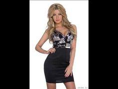 ▶ Vestido negro y plata. ¡Porque soy mujer!. Moda en España - YouTube https://www.facebook.com/xeitosomoda