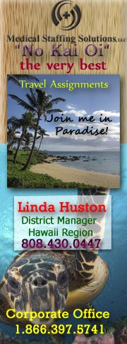Linda Huston, RN District Manager | Hawaii Region - Recruiting for all RN's, Therapist and more!