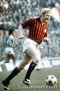 Hall of Fame   Karl Heinz Schnellinger   AC Milan