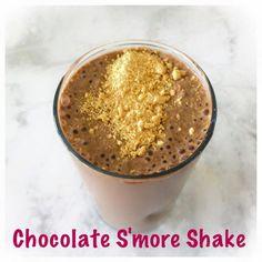 Chocolate S'more Shakeology