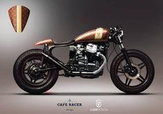 Some ideas for future collaboration with Designer Andr Costa, for the GarageSharing Cafe Racer Portugal, stay tuned! - Pin by Corb Motorcycles - more amazing cars here: http://themotolovers.com
