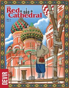 Board Game Geek, Board Games, Ivan Bilibin, St Basils Cathedral, St Basil's, The End Game, First Game, The 5th Of November, Reign