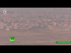 EN DIRECTO: Tercer día de la operación de retoma de Mosul, el bastión del Estado Islámico - YouTube