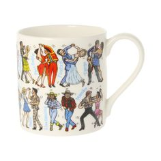 Picturemaps Let's Dance Mug - 300ml