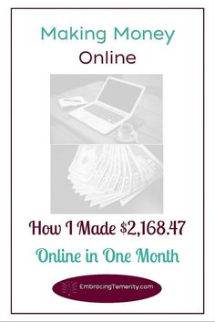 how to make real money online without selling