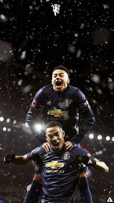 Lingard Manchester United, Manchester United Youth, Manchester United Wallpaper, Manchester United Players, Best Football Players, Football Is Life, Soccer Players, Football Team, Jesse Lingard