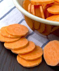 Süßkartoffel im Toaster zubereiten - so geht's!