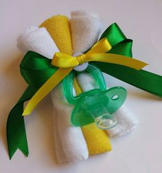 John Deere Theme Baby Shower Corsage by PitterPatterBliss on Etsy