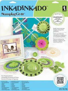 Inkadinkado® Stamping Gear Deluxe Set