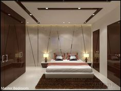 Modern Ceiling Design In Bedroom Ceiling Design In Hall Ceilingdesignideas Interior Modern Bedroom Interior Design Home Ideas Worksheets For 15 Ultra Modern Ceiling Designs For Your Bedroom Furniture Design, House Design, Modern Bedroom Design, Bedroom False Ceiling Design, Luxurious Bedrooms, House Interior, Modern Bedroom, Ceiling Design Living Room, Bedroom Ceiling