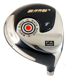 Bang-o-Matic Golf Driver