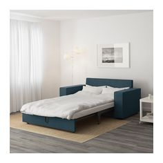 Looking for well designed furniture in Singapore at affordable prices . Here at IKEA we offer a range of sofas, beds, mattresses, and more. Sofa Cama Ikea, Spare Bedroom Office, Convertible 2 Places, Find A Room, Chair Bed, 2 Seater Sofa, Affordable Furniture, Home Furnishings, Decoration
