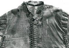 Ruitermantel deel van de voorkant van de jas voor conservering, 1964, Rijksmuseum Amsterdam.