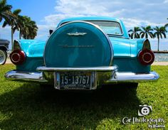 #tlt with this '56 TBird aka Early Bird at #deeringestatecarshow in #miamifl #carphotographybyjjgarcia  #56fordthunderbird #56thunderbird #56tbird #56ford #thunderbird #tbird #fordthunderbird #ford #earlybird
