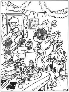 Sinteklaas/ Sinterklaas