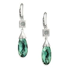 Cute and chic, these briolette-style earrings are a popular choice!