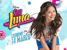 LIMA VAGA: 'Soy Luna', desde el 14 de marzo en Disney Channel...