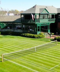 International Tennis Hall of Fame, Newport, RI