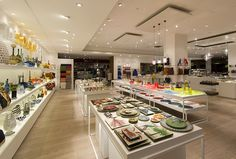 The Conran Shop has opened a concession in London department store Selfridges, using a space developed by Conran Shop global head of visual merchandising Mark Upstone working with architecture and design agency Made in Place.