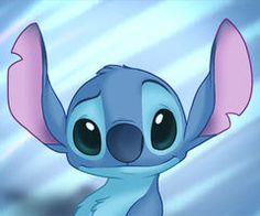 Stitch ♥ Love this little one...he's so cute!
