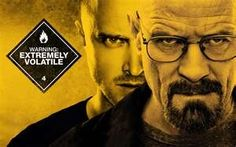 Breaking Bad  The best show that's ever been on TV.... besides Dexter.