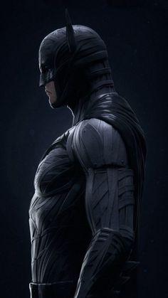 Picture of Batman in Close Up for Xiaomi Mi A2 Background